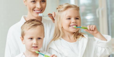 How to Encourage Kids to Brush Their Teeth, High Point, North Carolina