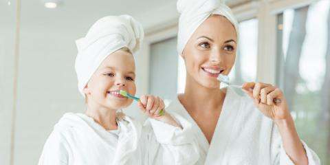 How to Choose the Best Toothbrush for Your Child, Springfield, Ohio