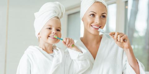Do's & Don'ts of Brushing Your Teeth, Anchorage, Alaska