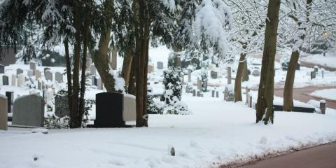 3 Unique Winter Funeral Arrangement Ideas, Morehead, Kentucky