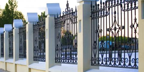 How to Maintain Your Metal Fence, Ewa, Hawaii