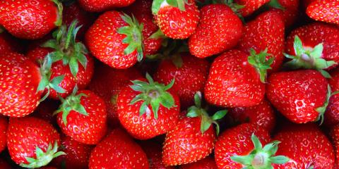 With Low-Fat Pinkbee's™ Strawberry Froyo, You Can Have It All, Santa Barbara, California