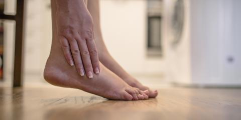 3 Possible Reasons Your Feet Hurt, Gates, New York