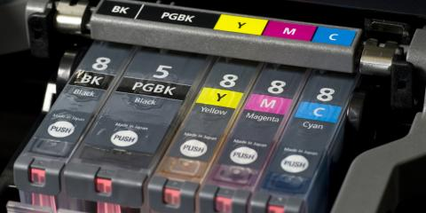 Printer Repair Specialists Discuss How Long Ink Cartridges Last, Staten Island, New York