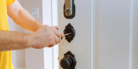 3 Types of Home Door Locks to Consider, Lincoln, Nebraska