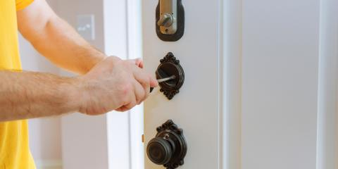 What Is the Difference Between Deadbolts & Electronic Locks?, Manhattan, New York