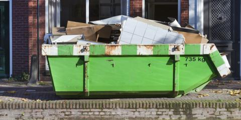 What Homeowners Need to Do Before Their Rented Dumpster Arrives, Wisconsin Rapids, Wisconsin