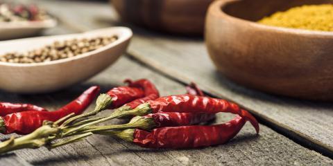 Why Do We Love Spicy Food?, Manhattan, New York