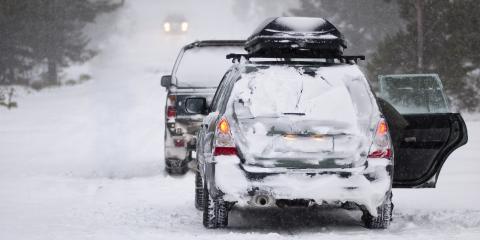 3 Car Safety Tips for Winter, Burlington, Kentucky