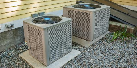4 Parts of an HVAC System, Stow, Ohio