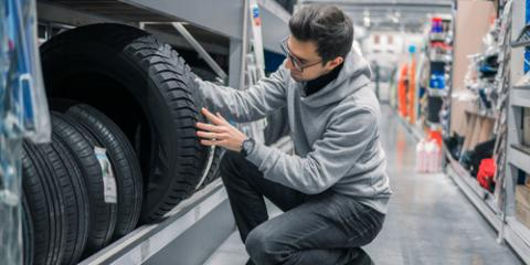 4 Tips for Buying New Tires, Milledgeville, Georgia