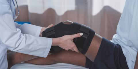 3 Common Slip & Fall Injuries, Rochester, New York