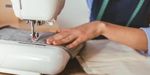 How to Help Your Child Use a Sewing Machine, Covington, Kentucky