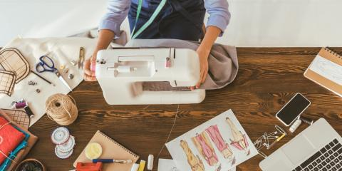 4 Easy Sewing Machine Projects for Beginners, Dothan, Alabama