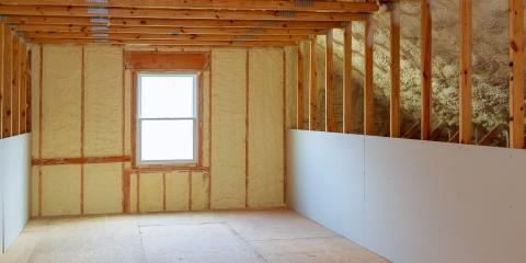 A Guide to Closed & Open Cell Spray Foam Insulation, Syracuse, Nebraska