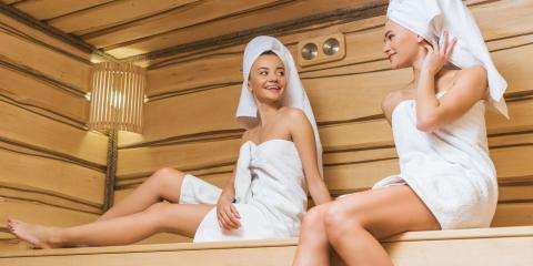Why You Should Use the Sauna After a Workout, Lahaina, Hawaii