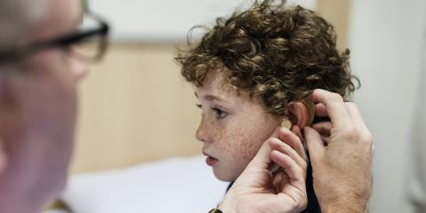 3 Signs Your Child May Have Hearing Loss, Fishersville, Virginia