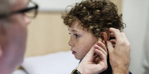 3 Signs of Hearing Loss in Children, Stow, Ohio