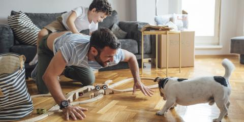 3 Best Flooring Options for Pet Owners, Forest Lake, Minnesota