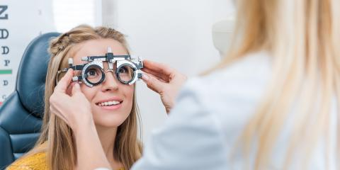 What You Should Know About 3 Common Refractive Errors, Fairfield, Ohio