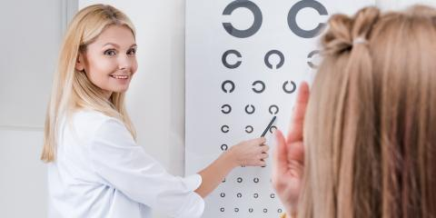What Is the Difference Between an Optometrist & Ophthalmologist? , Oconomowoc, Wisconsin