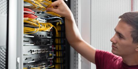 Why You Should Turn to Professionals for Commercial Network Cabling, Ontario, California