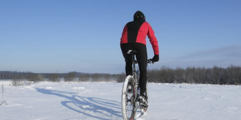 How to Dress for Biking in Winter, Dobbs Ferry, New York