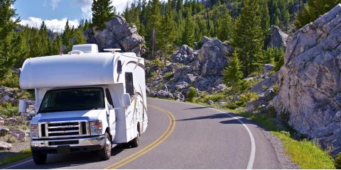 Why You Should Check Your RV or Travel Trailer Camper's Wheel Alignment Before a Trip, Kalispell, Montana