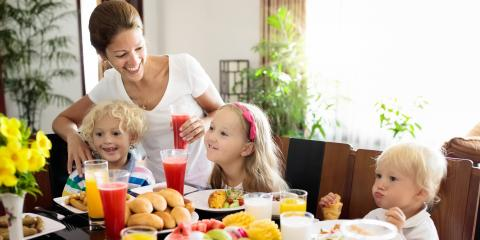 3 Benefits of Eating Breakfast, Honolulu, Hawaii