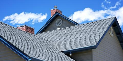 3 Types of Shingles for Your Roof, Anchorage, Alaska