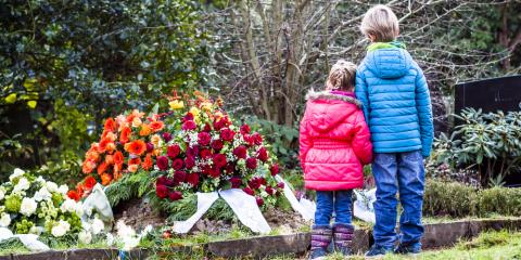 4 Tips for Guiding Your Child Through a Funeral, New Richmond, Ohio