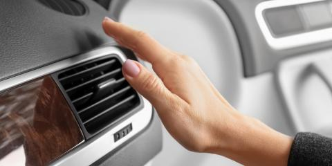 3 Major Causes of Warm Air Coming from Your Car's AC System, Geneseo, New York