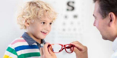 When Your Child Should Begin Having Exams With an Eye Doctor, West Chester, Ohio