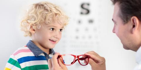 5 Tips for Preparing for Your Child's First Eye Exam, Fairfield, Ohio