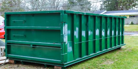 4 Convenient Uses for a Roll Off Dumpster, Wisconsin Rapids, Wisconsin