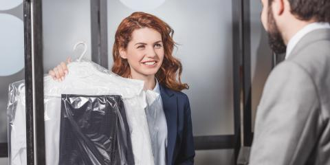 Top 3 Benefits of Dry Cleaning Services, Canandaigua, New York