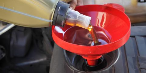 How Often Should You Get Oil Changes?, Russellville, Arkansas