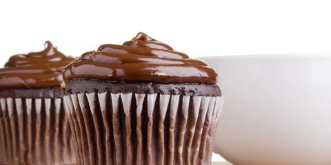 Tasty Cupcakes to Try at Maggie Moo's, West Des Moines, Iowa