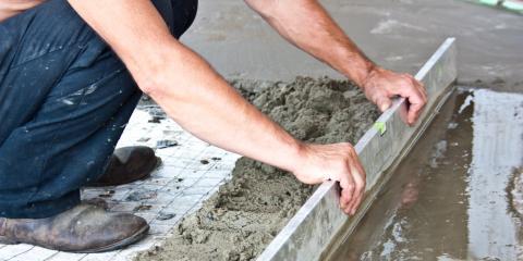 A Guide to Pouring Concrete in the Winter, O'Fallon, Missouri