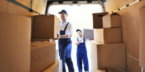 5 Reasons to Hire a Professional Moving Company, Ashwaubenon, Wisconsin