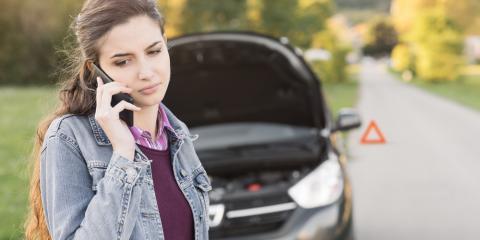4 Safety Steps for Roadside Emergencies, Big Bend, Wisconsin
