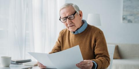 How to Help an Elderly Loved One With Worsening Eyesight, Anchorage, Alaska