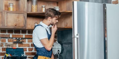 3 Common Refrigerator Issues & Their Solutions, Delhi, Ohio