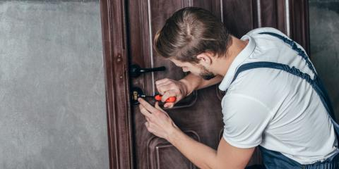 How to Check Your Locks for Signs of Forced Entry, Winston-Salem, North Carolina