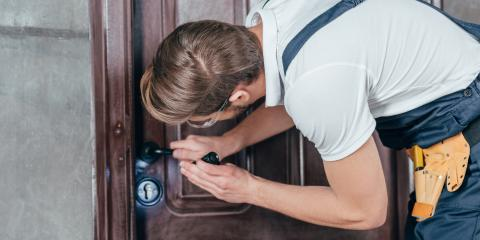 3 Reasons to Change Your House Locks, Columbia, Missouri