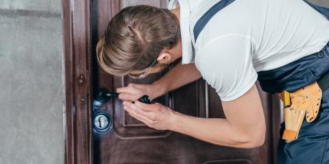 When Should You Repair or Replace Your Locks?, Anchorage, Alaska
