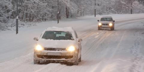 Auto Body Shop Offers 5 Tips for Winter Car Preparation, Anchorage, Alaska