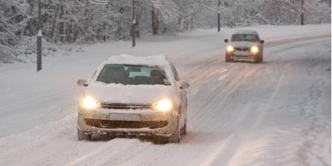 4 Car Care Tips for Winter, Columbia, Missouri