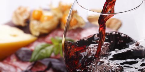 4 Delicious Food & Wine Pairings, Hoboken, New Jersey