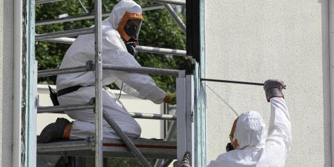 3 Steps to Know About the Asbestos Cleanup Process, Oxoboxo River, Connecticut